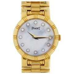 Piaget Dancer 80563K81, White Dial, Certified and Warranty