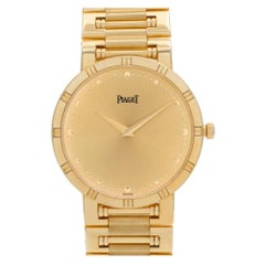 Piaget Dancer 84023NK81, Silver Dial, Certified and Warranty