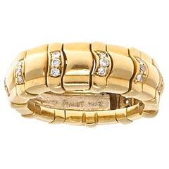 Piaget Diamond Gold Ring