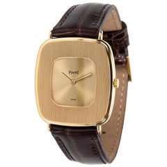 Piaget Dress 99121, Champagne Dial, Certified and Warranty