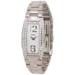Piaget Limelight G0A29129 Women's Watch in 18 Karat White Gold