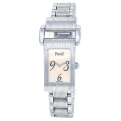 Piaget Miss Protocole 5321, Mother of Pearl Dial, Certified &