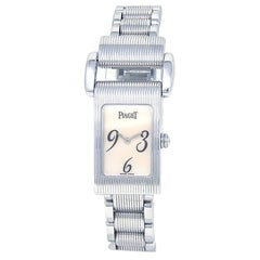 Piaget Miss Protocole 5321, Mother of Pearl Dial, Certified and Warranty