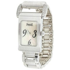 Piaget Miss Protocole Quartz Ladies Watch, Diamonds with Piaget Box & Papers