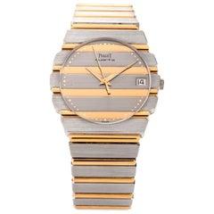 Piaget Polo 18 Karat Gold Ref 7761 C 701 Unisex Watch