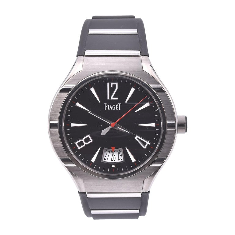 Piaget Polo 45 Titanium Watch Ref. GOA34011 For Sale