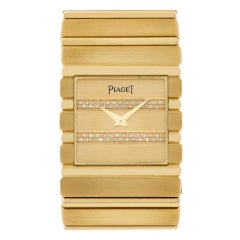 Piaget Polo 515160, Gold Dial, Certified and Warranty