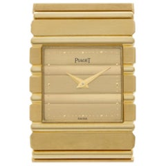 Piaget Polo 7131 C 701, Gold Dial, Certified and Warranty