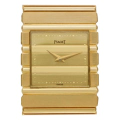 Piaget Polo 7131 C701, Gold Dial, Certified and Warranty