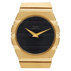 Piaget Polo 761 C701, Black Dial, Certified and Warranty