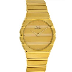 Piaget Polo 791C701 18 Karat Yellow Gold Ladies Watch