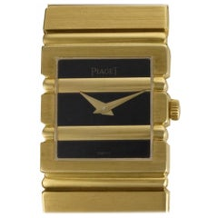 Piaget Polo 81310701, Black Dial, Certified and Warranty