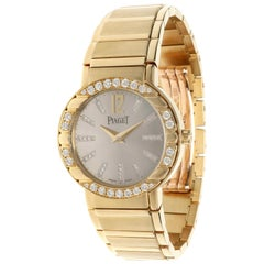 Piaget Polo GOA26032 Women's Watch in 18 Karat Yellow Gold