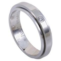 Piaget Possession 18 Karat White Gold Diamond Band Ring