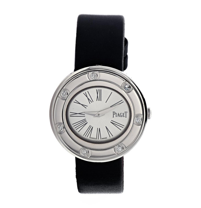 Piaget Possession 7 Diamond Ladies Watch In New Condition For Sale In Miami, FL