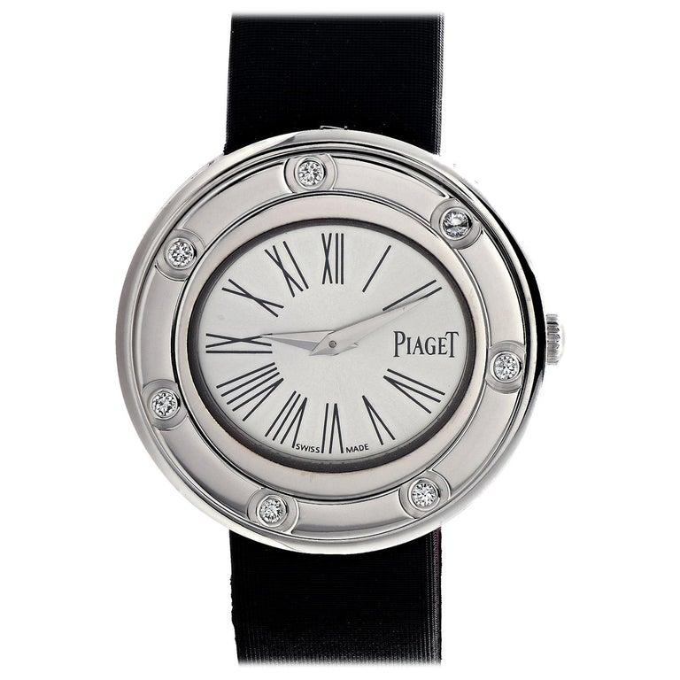Piaget Possession 7 Diamond Ladies Watch For Sale