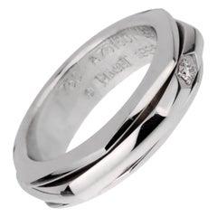 Piaget Possession Hexagon Diamond White Gold Ring