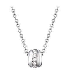 Piaget Possession Pendant 18 Karat White Gold with Diamonds
