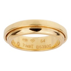 Piaget Possession Yellow Gold Band Ring