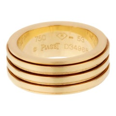 Piaget Possession Yellow Gold Spinning Band