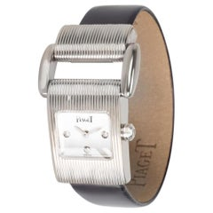 Piaget Protocol 5221, Silver Dial, Certified and Warranty