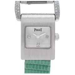 Piaget Protocol 5222, Silver Dial, Certified and Warranty