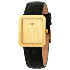 Piaget Protocol 90154, Silver Dial, Certified and Warranty