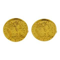 Piaget Salvador Dali Gold Cufflinks
