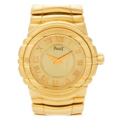 Piaget Tanagra 16031m401d, Gold Dial, Certified and Warranty
