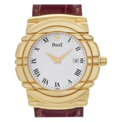 Piaget Tanagra 17041 M 401 D, Black Dial, Certified and Warranty