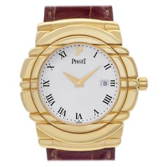 Piaget Tanagra 17041 M 401 D, White Dial, Certified and Warranty