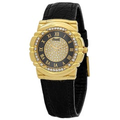 Piaget Tanagra 17043 M 401D, Case, Certified and Warranty