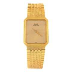Piaget Vintage 7141 C 4, Champagne Dial, Certified and Warranty