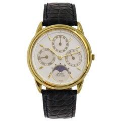 Piaget Yellow Gold Complete Calendar Self-Winding Wristwatch