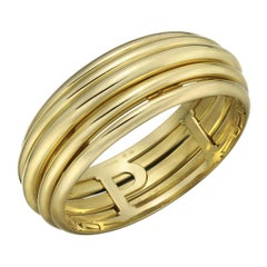 "Piaget Yellow Gold ""Possession"" Bangle Bracelet"