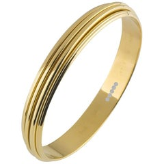 Piaget Yellow Gold Freely Spinning Possession Bangle