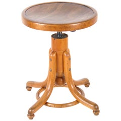 Piano Stool Thonet, circa 1920