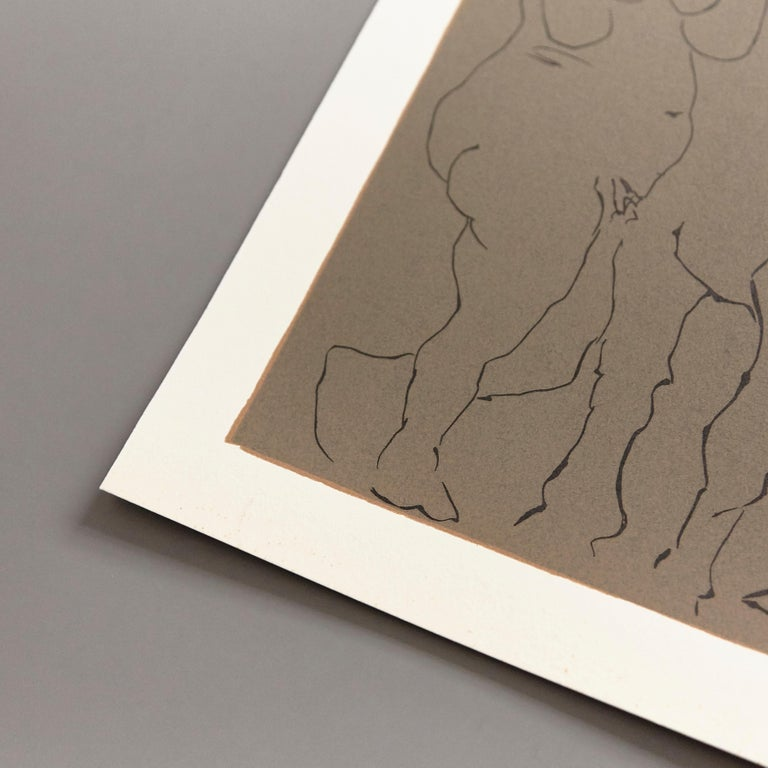 Picasso Drawing Lithography For Sale 1