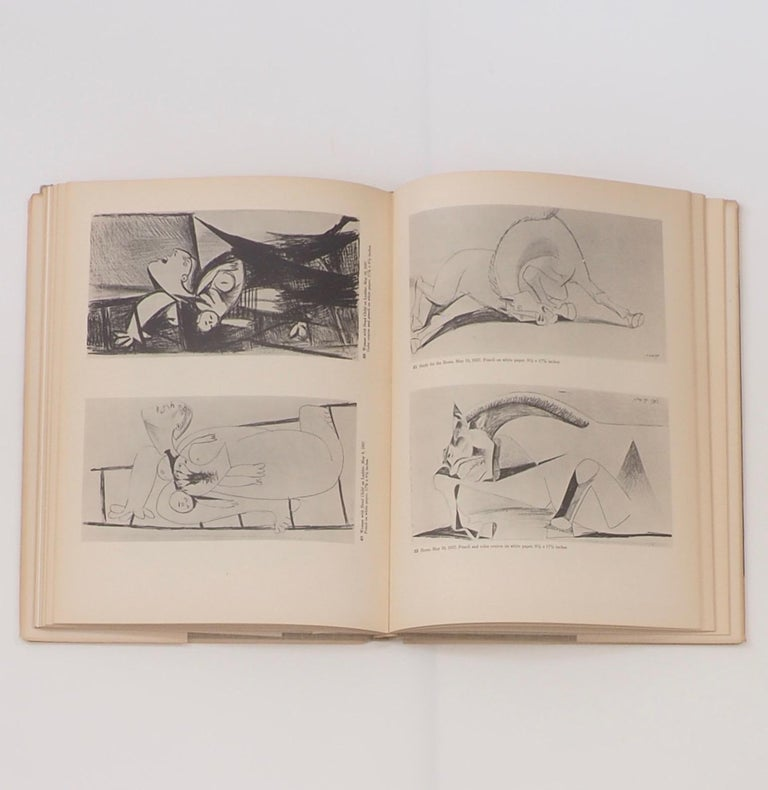 Mid-Century Modern Picasso, Guernica, First Edition Book 1947 For Sale