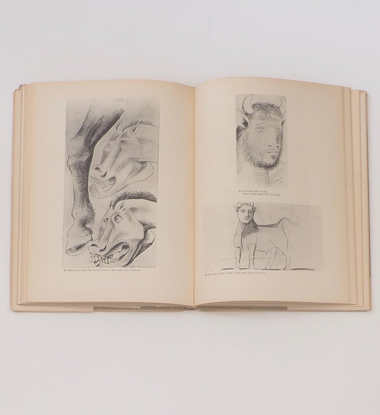American Picasso, Guernica, First Edition Book 1947 For Sale