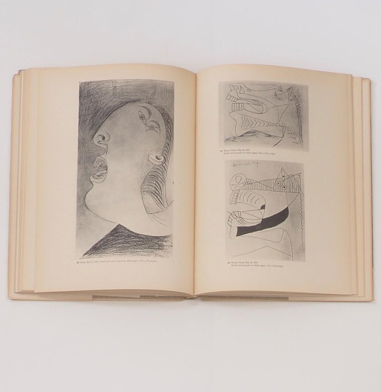 Mid-20th Century Picasso, Guernica, First Edition Book 1947 For Sale