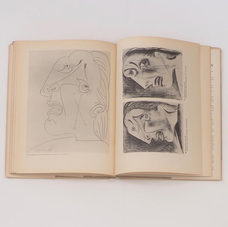 Paper Picasso, Guernica, First Edition Book 1947 For Sale