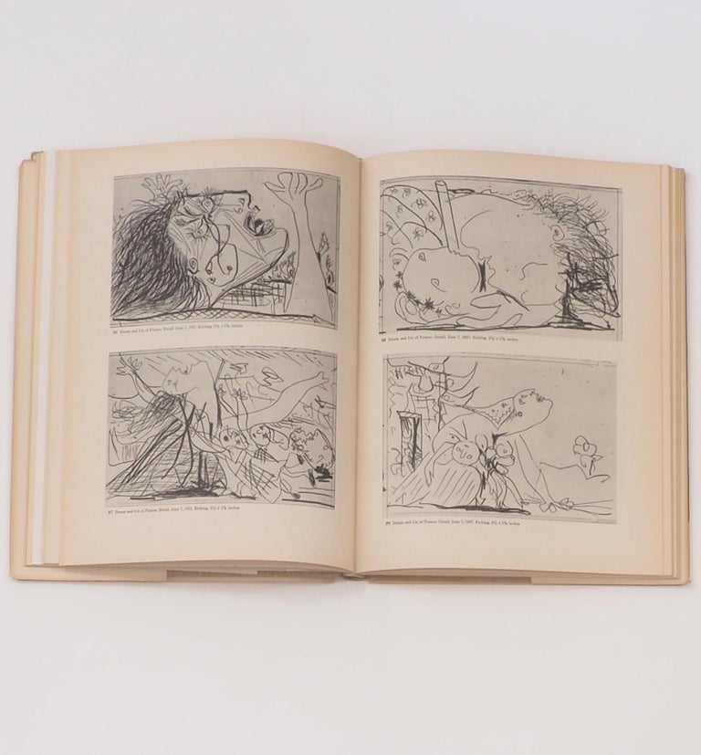 Picasso, Guernica, First Edition Book 1947 For Sale 2