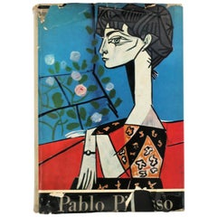Picasso, Library or Coffee Table Book, circa 1950s