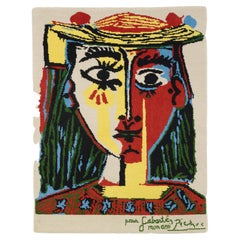 Picasso Limited Edition Artist Rug by Desso, Netherlands 1996