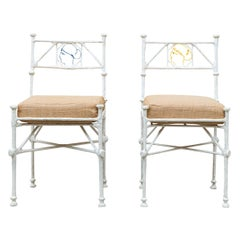 Picasta, Pair of Chairs, France, circa 2010
