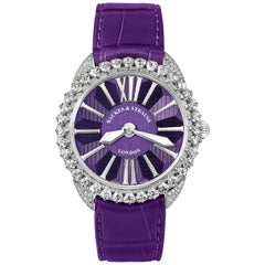 Piccadilly Renaissance Diamond Heart 40 Luxury Diamond Watch for Women
