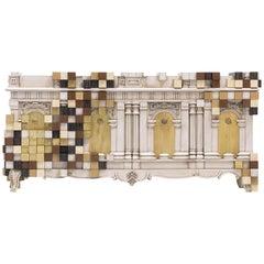Piccadilly Sideboard in Wood Veneer