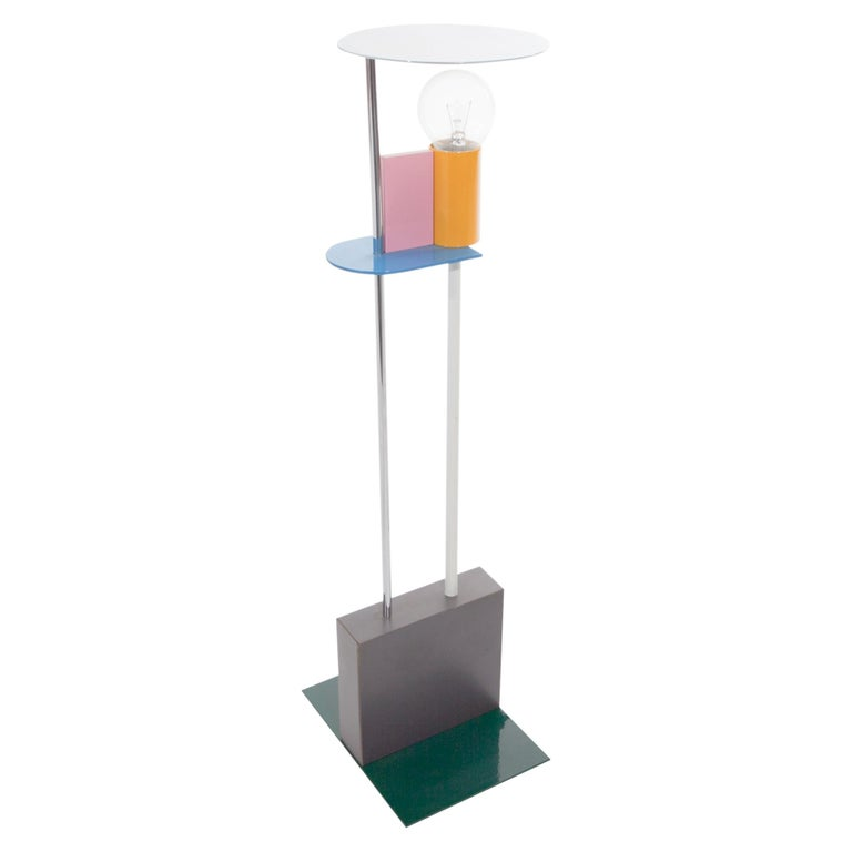 Piccadilly Table Lamp USA 110 Volts, by Gerard Taylor from Memphis Milano For Sale