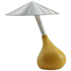 Piccola Table Lamp in Mustard by Pablo Designs
